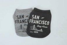 画像9: 【 California Vintage 】犬服 タンクトップ San Francisco (9)