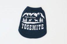 画像14: 【 California Vintage 】犬服 タンクトップ Yosemite (14)