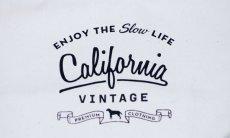 画像2: 【 California Vintage 】コットンバッグ (2)