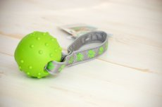 画像1: 【DOGGLES】Rope Ball - Green (1)