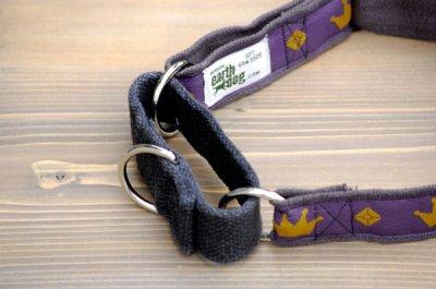 画像2: 【earth dog】 アースドッグ マーチンゲールカラー  jewel