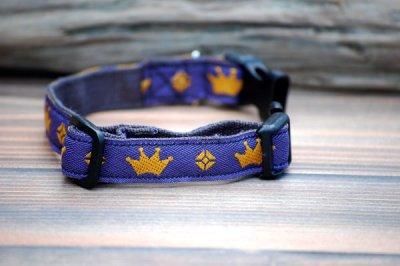 画像2: 【earth dog】小型犬専用 XS ヘンプカラー jewel