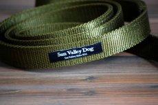 画像3: 【Sun Valley】 New ウェブリード Olive (3)