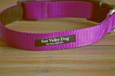画像2: 【Sun Valley】 New ウェブカラー首輪 Purple (2)