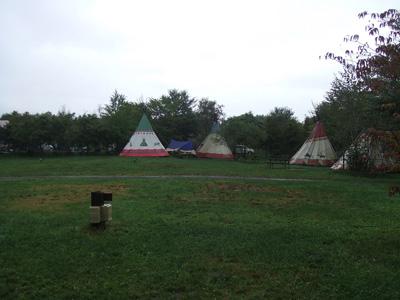 軽井沢 キャンプ場