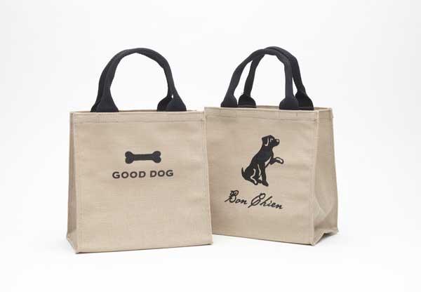 画像1: 【Harry Barker】Good Dog Eco Tote (1)