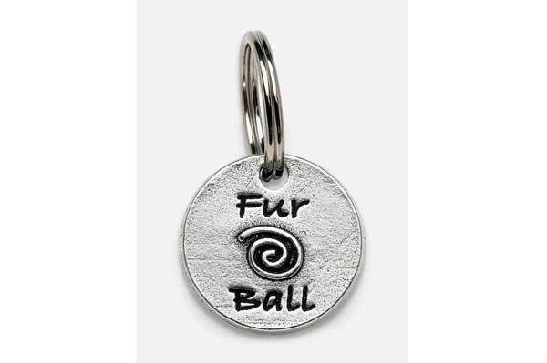 画像1: 【Big Paw Designs】ドッグチャーム Fur Ball (1)