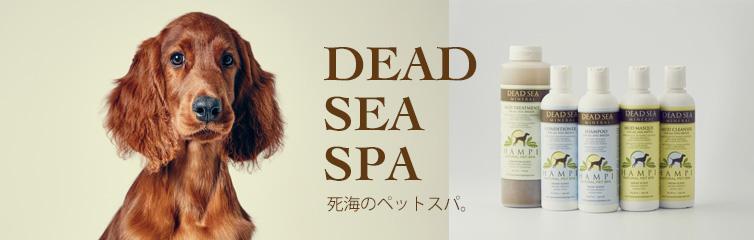 犬用 シャンプー 死海